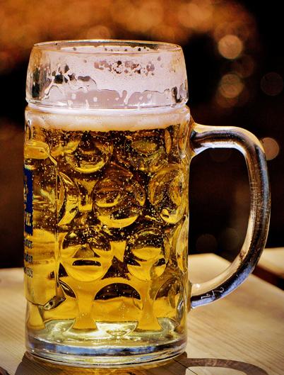 Birra alla spina caffe cornali