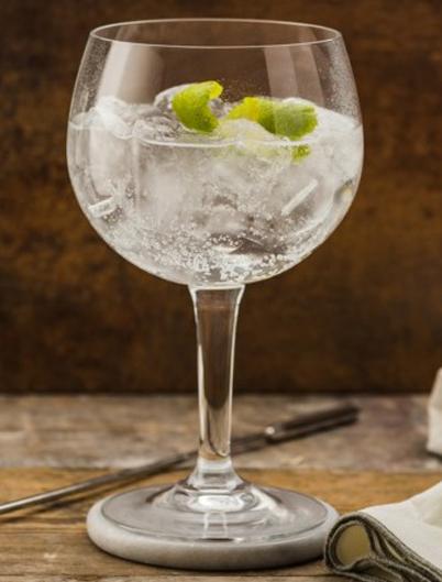 Gin Tonic Caffe Cornali